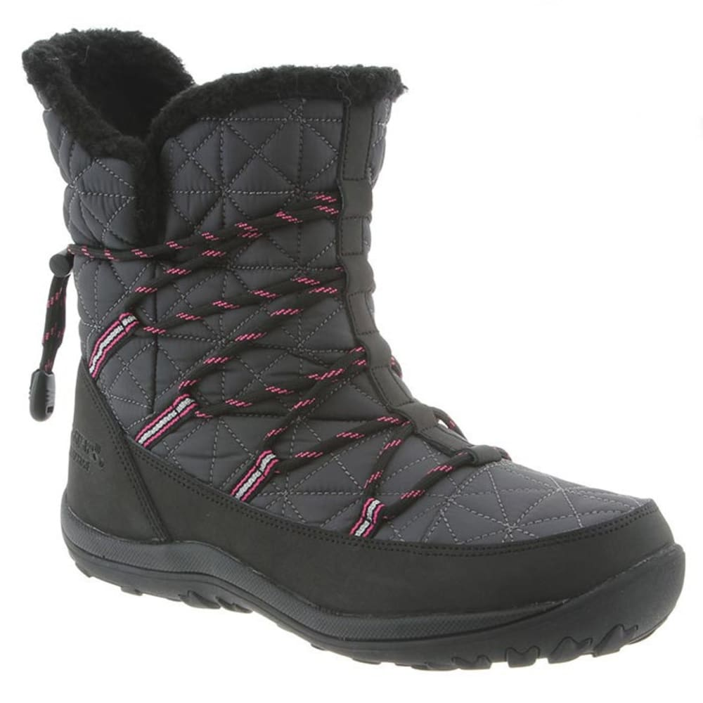 BEARPAW Women's Celine Boots, Charcoal - CHARCOAL