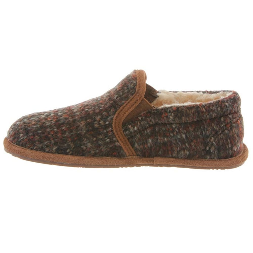 BEARPAW Women's Alana Slippers, Hickory II - HICKORY II