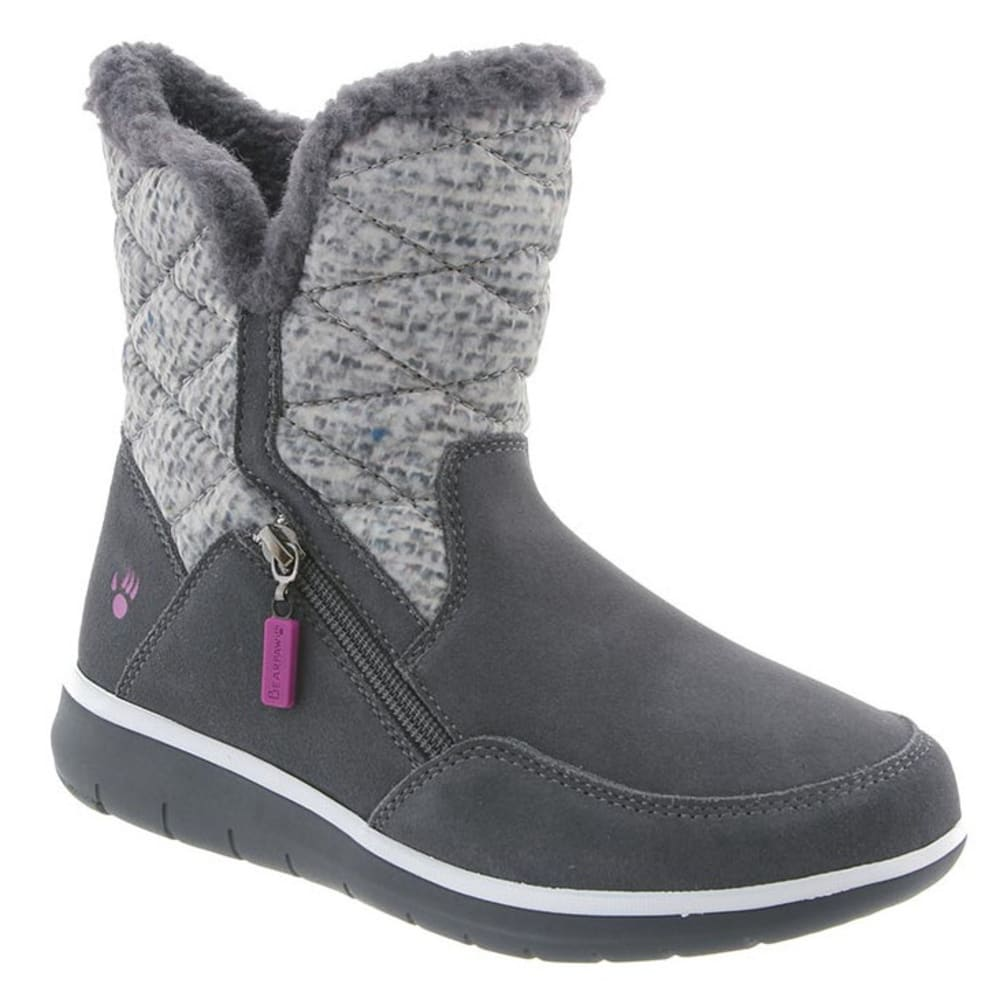 BEARPAW Women's Katy Boots, Charcoal - CHARCOAL
