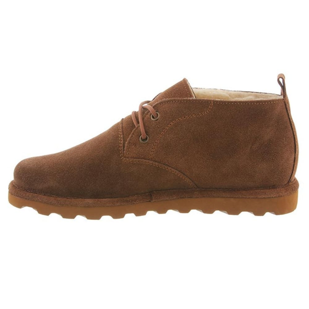 BEARPAW Men's Spencer Shoes, Hickory II - HICKORY II
