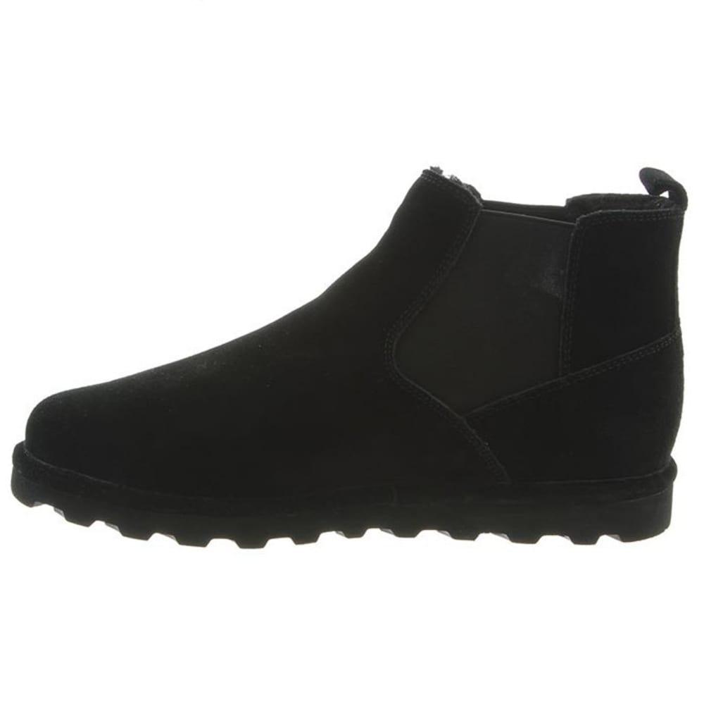 BEARPAW Men's Marcus Boots, Black II - BLACK II