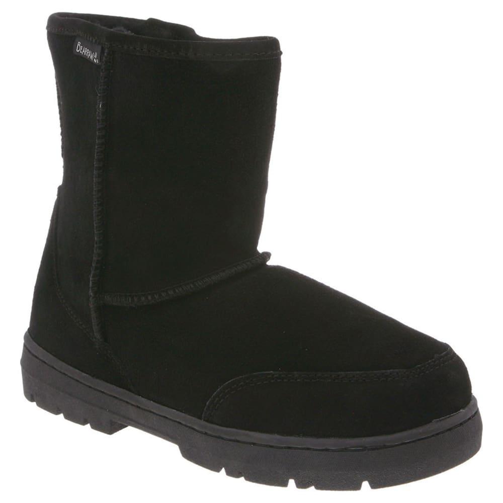BEARPAW Men's Patriot Boots, Black II - BLACK II