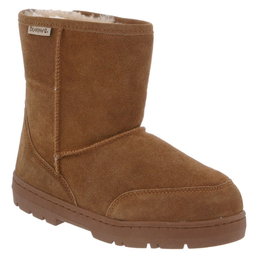 BEARPAW Men's Patriot Boots, Hickory II - HICKORY II
