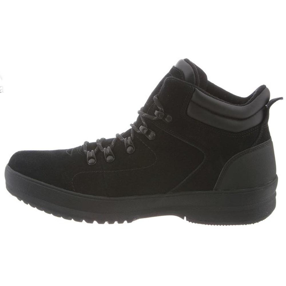 BEARPAW Men's Dominic Boots, Black II - BLACK II