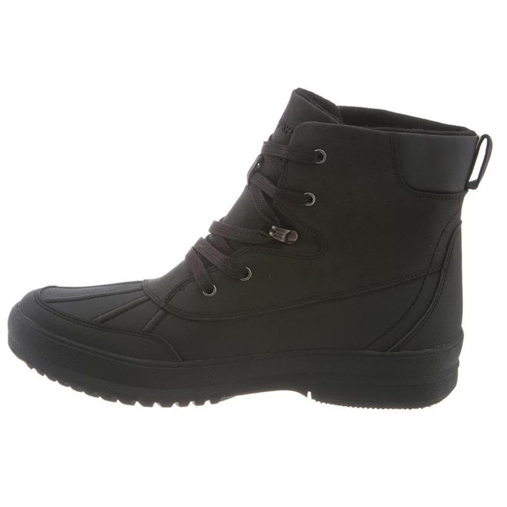 BEARPAW Men's Lucas Boots, Black II - BLACK II