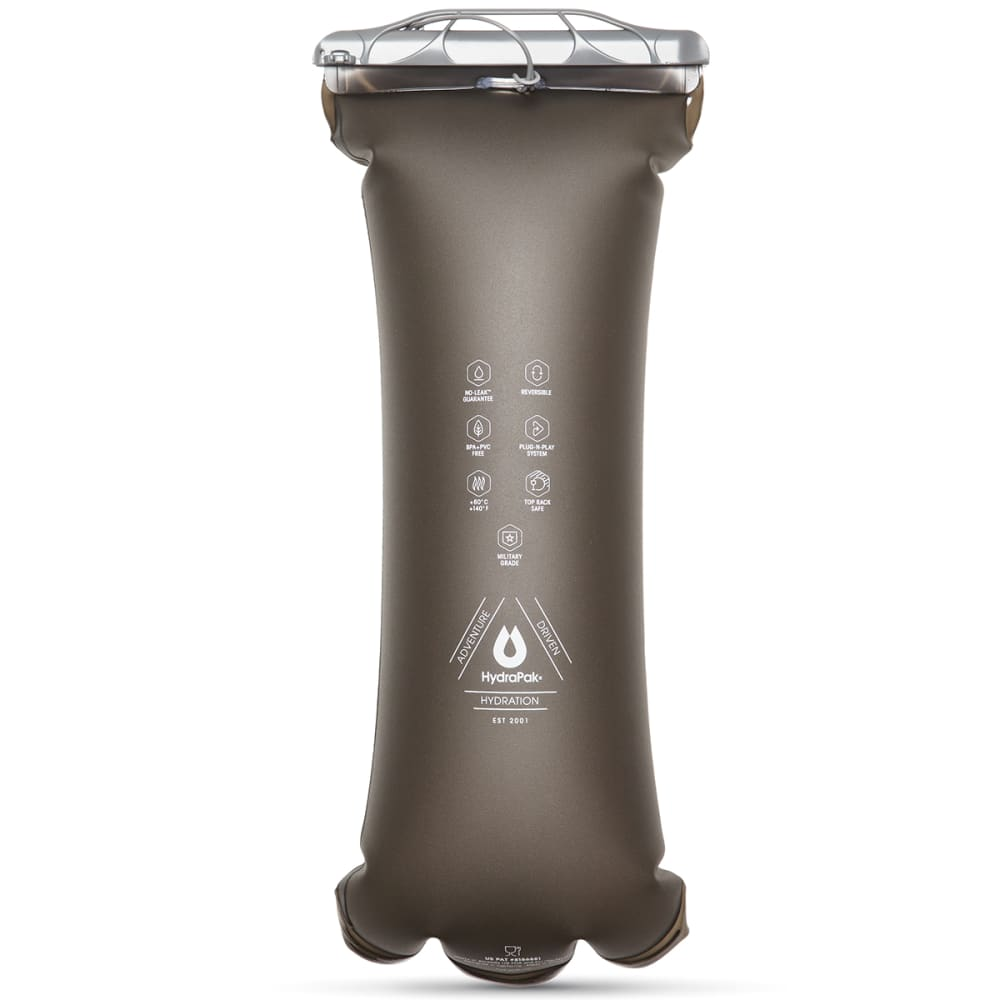 HYDRAPAK 2L Full Force Reservoir - MAMMOTH GREY