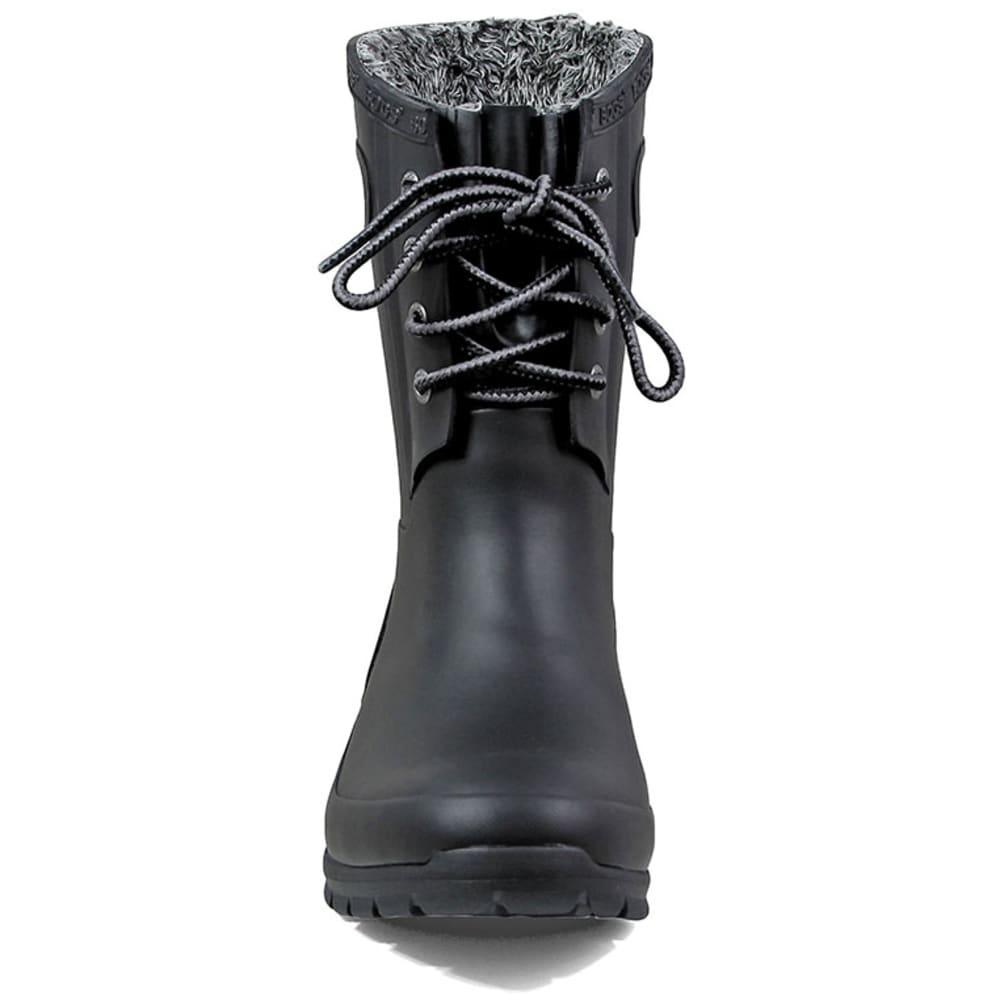 BOGS Women's Amanda Plush Waterproof Boots - BLACK