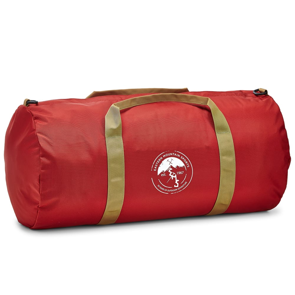 EMS Wellesley Duffle Bag - BRICK RED