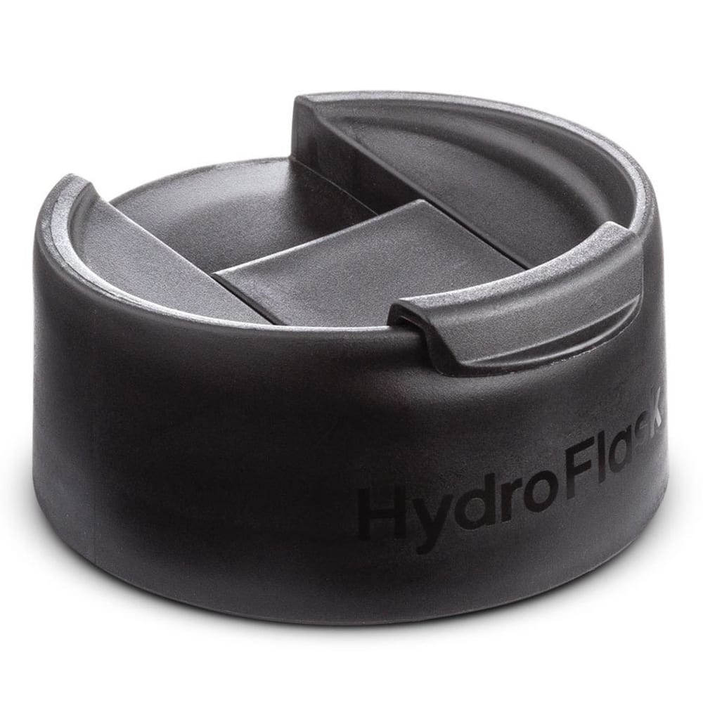HYDRO FLASK Wide Mouth Hydro Flip Cap - BLACK