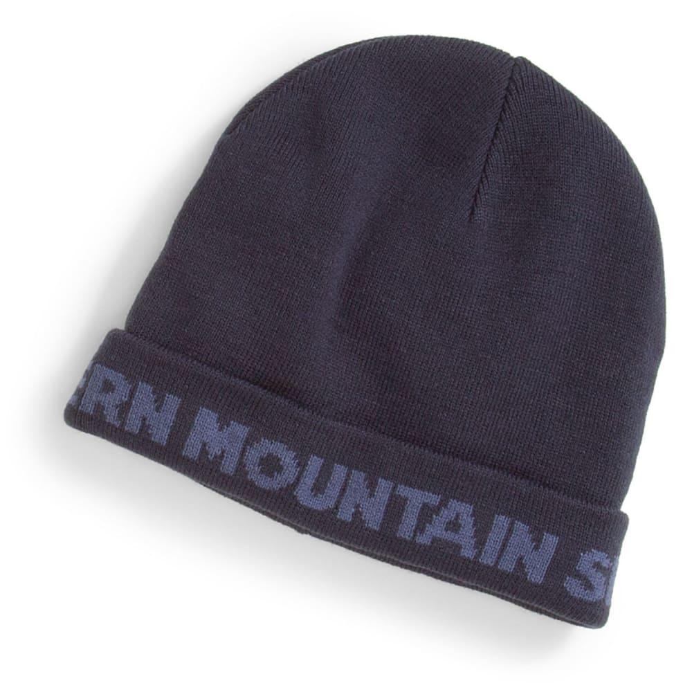 EMS Logo Knit Cap - BLUE NIGHTS