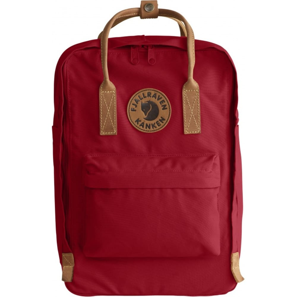 FJALLRAVEN Kånken No.2 Laptop 15 - DEEP RED