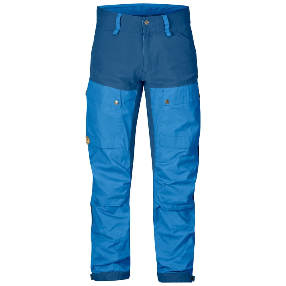 FJALLRAVEN Men's Keb Gaiter Trousers - UN BLUE/UN BLUE