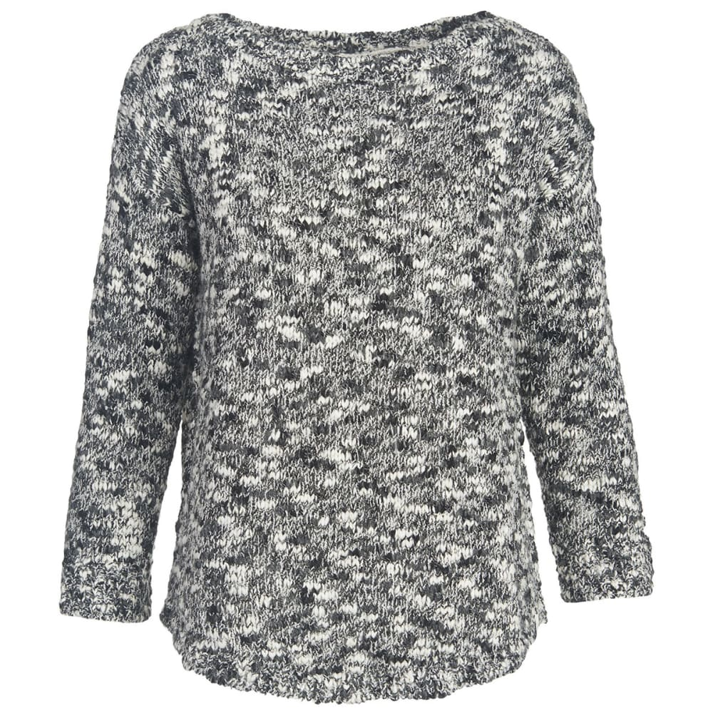 WOOLRICH Women's Alice Springs Sweater - BLACK MIX