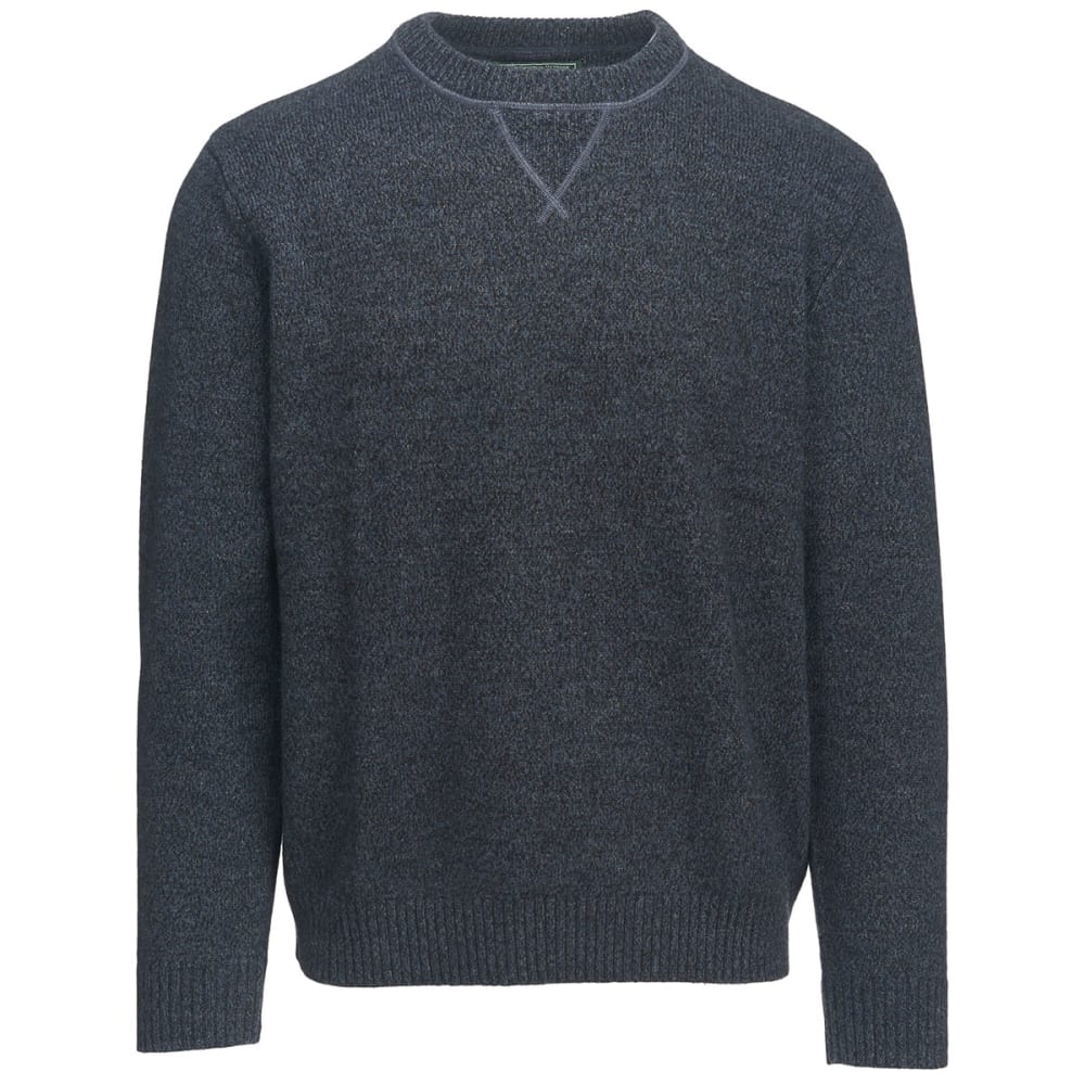 WOOLRICH Men's South Falls Sweater - DEEP INDIGO