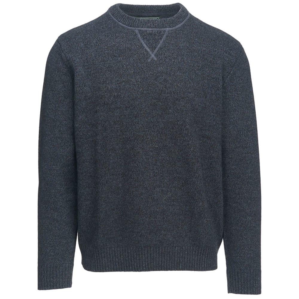 WOOLRICH Men's South Falls Sweater - DEEP INDIGO