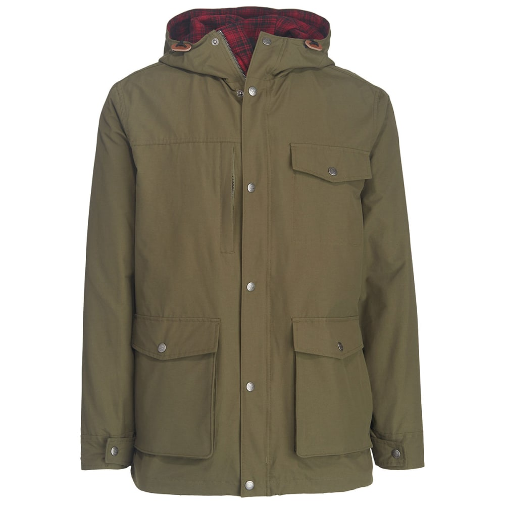 WOOLRICH Men's Transition Lined Mountain Parka - OLIVE NIGHT