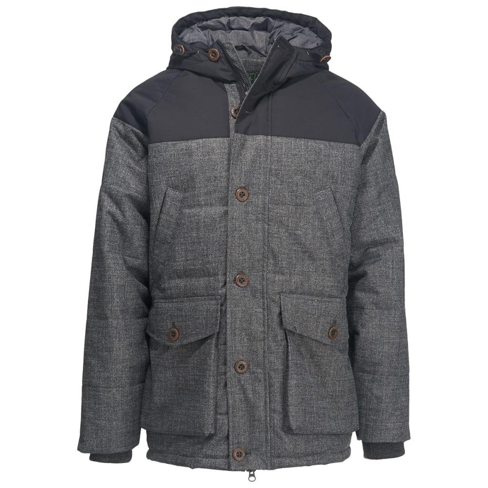 WOOLRICH Men's Bitter Chill Wool Loft Jacket - OXFORD