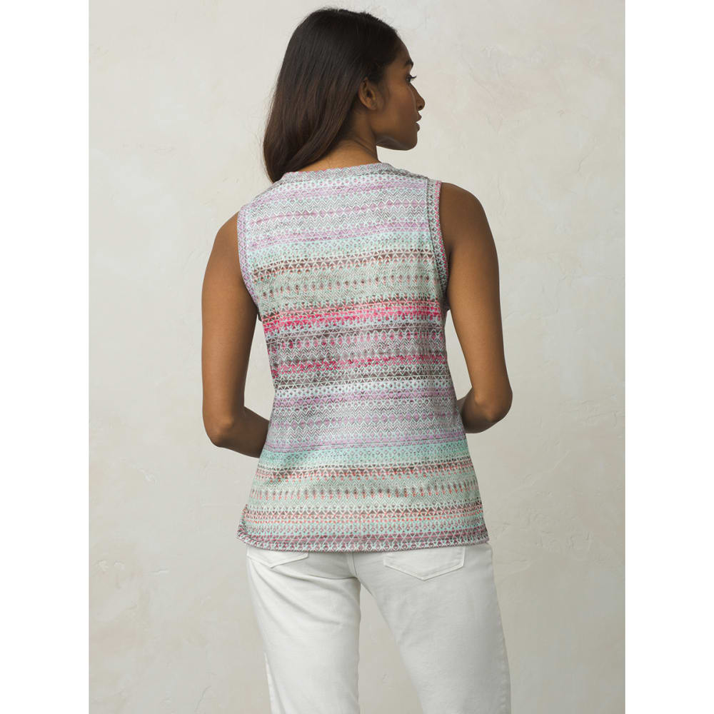 PRANA Women's Rosalie Sleeveless Top - BBMY-BORA BAY MAYA