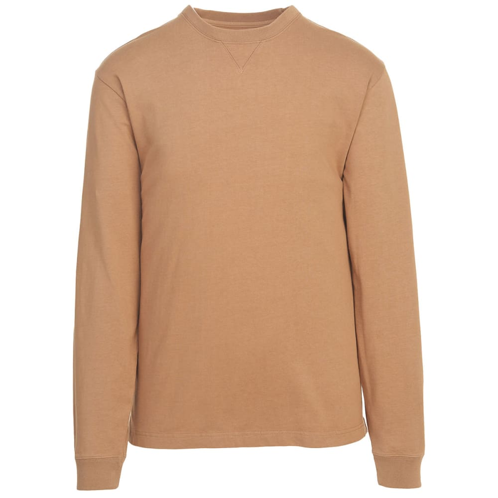 WOOLRICH Men's First Forks Long Sleeve Tee - CHIRCORY