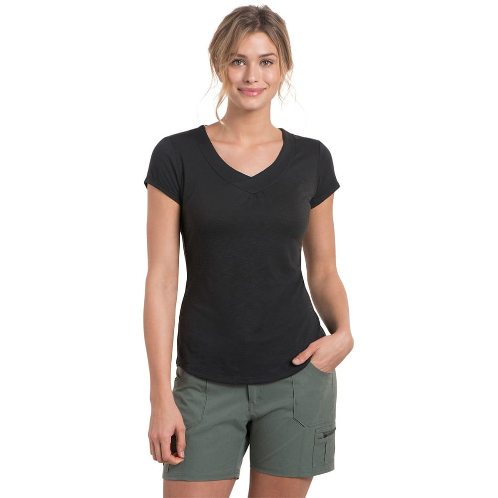 KUHL Women's Sona Short-Sleeve Tee S