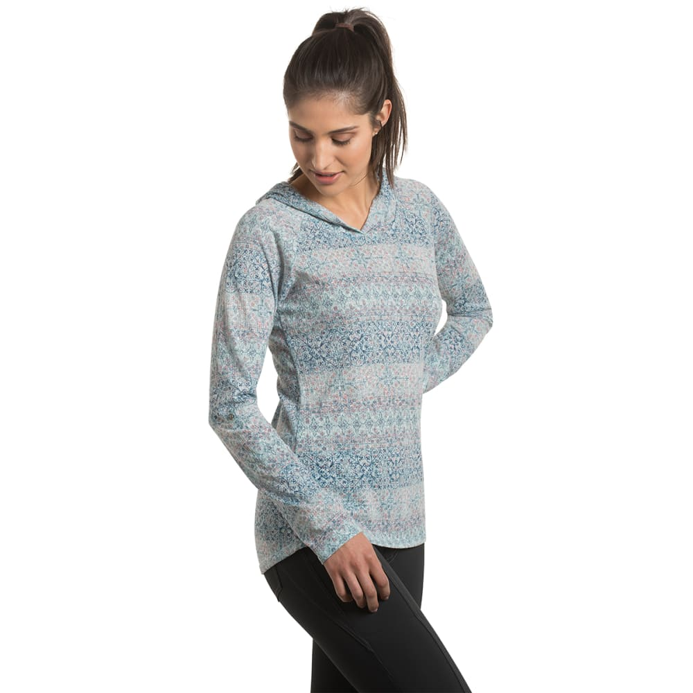 6b311d558 KUHL Women's Artisan Pullover Hoodie - Eastern Mountain Sports