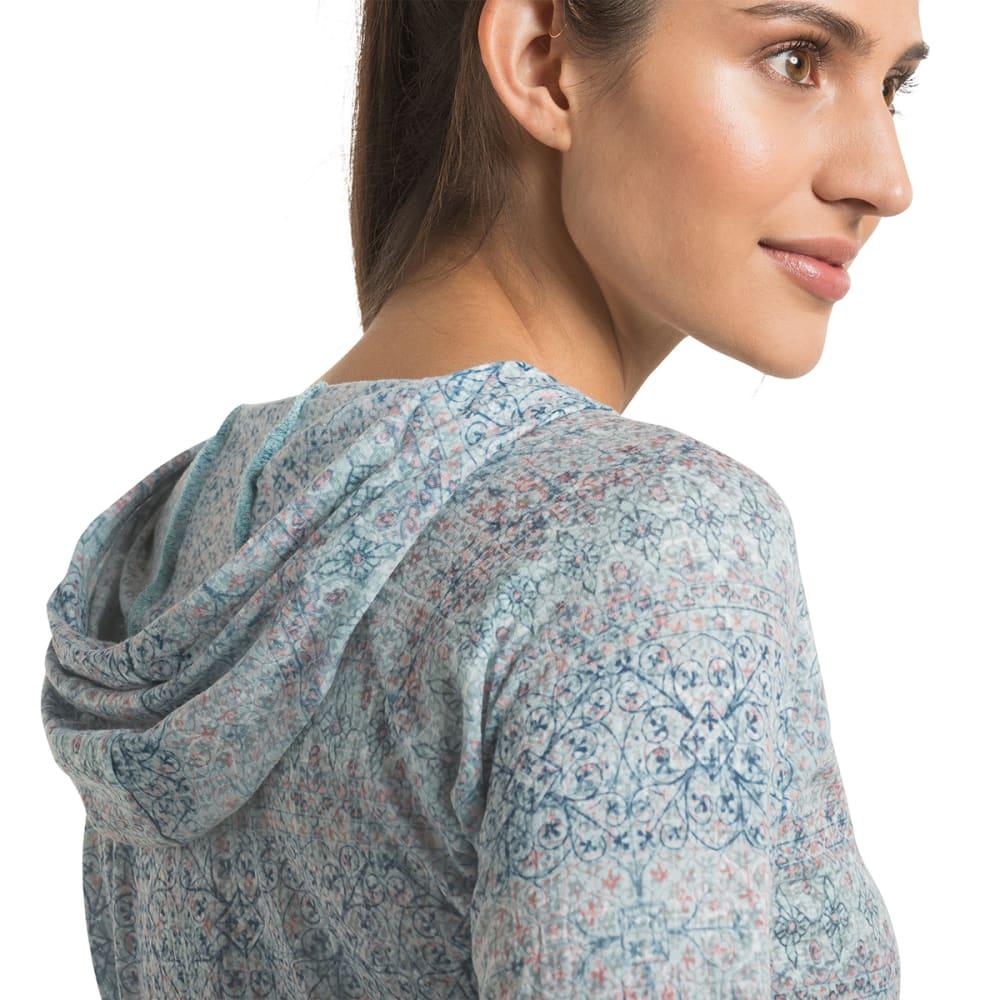 KUHL Women's Artisan Pullover Hoodie - SEAGLASS