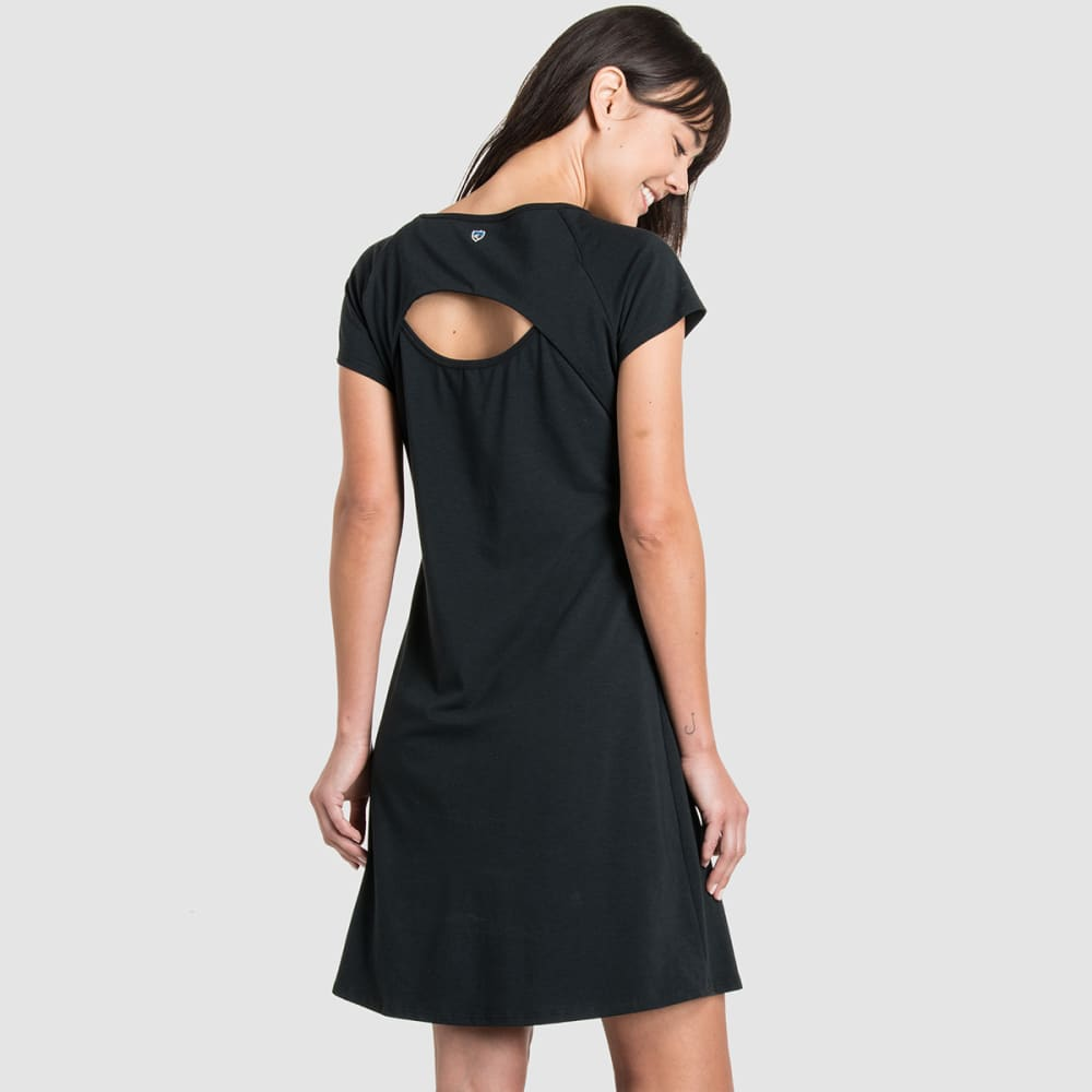 KUHL Women's Oriana Dress - BLACK