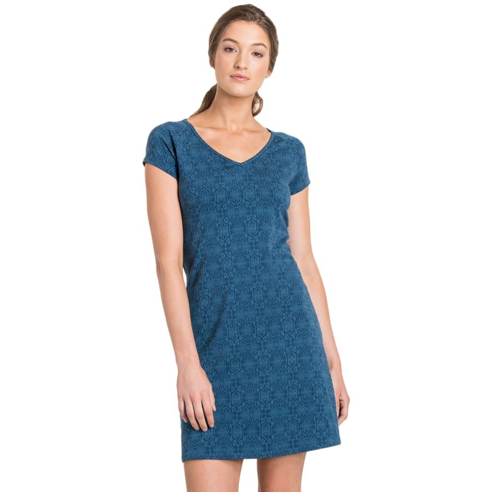 KUHL Women's Oriana Dress - TIDAL WAVE