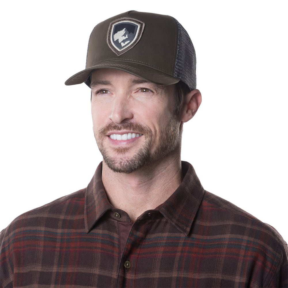 KUHL Men's Outlandr Trucker Hat - OLIVE