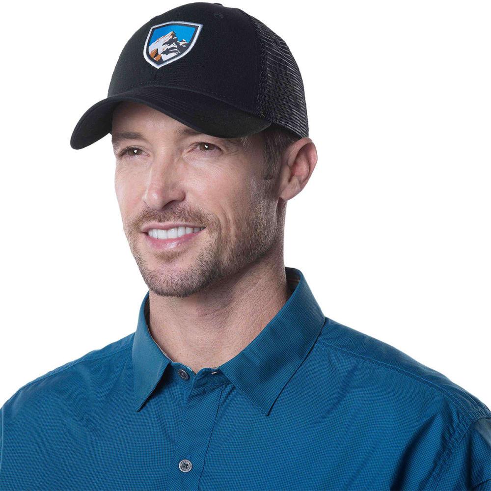 KUHL Men's Trucker Hat - CARBON