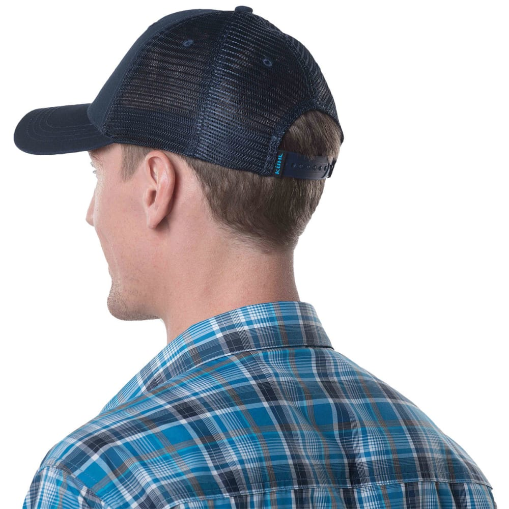 KUHL Men's Trucker Hat - PIRATE BLUE