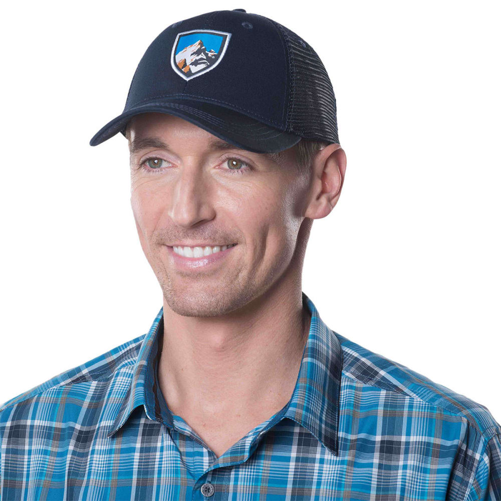 KUHL Men's Trucker Hat - PIRATE BLUE