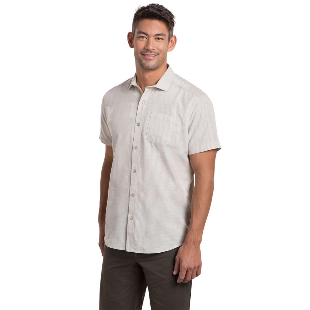 KUHL Men's Riveara Short-Sleeve Woven Shirt S