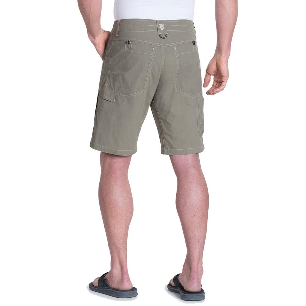 KUHL Men's 10 in. Ramblr Shorts - KHAKI