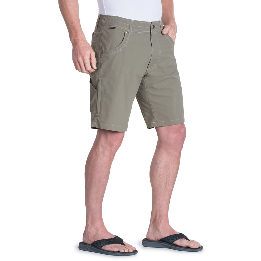 KUHL Men's 10 in. Ramblr Shorts - KHAKI