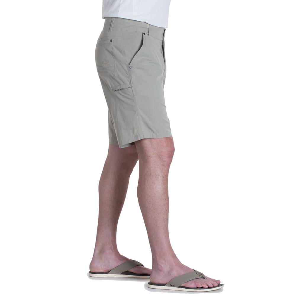 KUHL Men's 10 in. Kontra Shorts - LT KHAKI