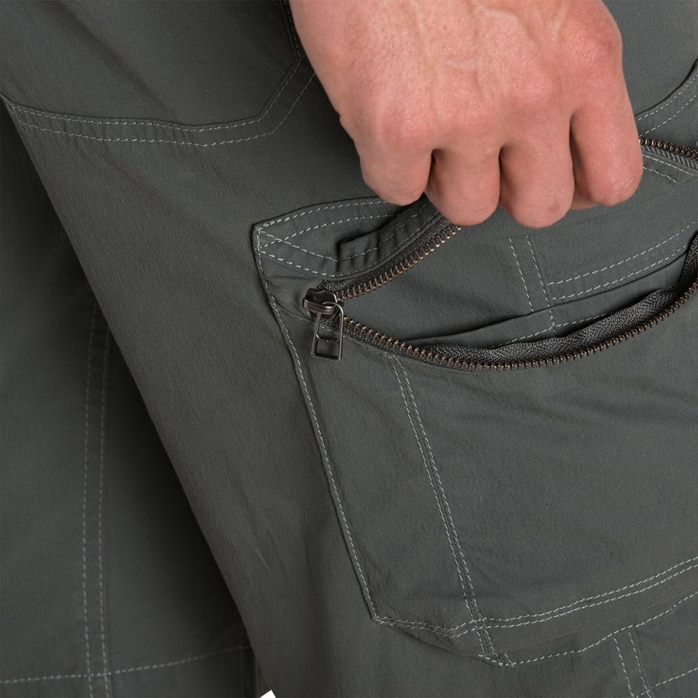 KUHL Men's Ambush Cargo Shorts - CARBON