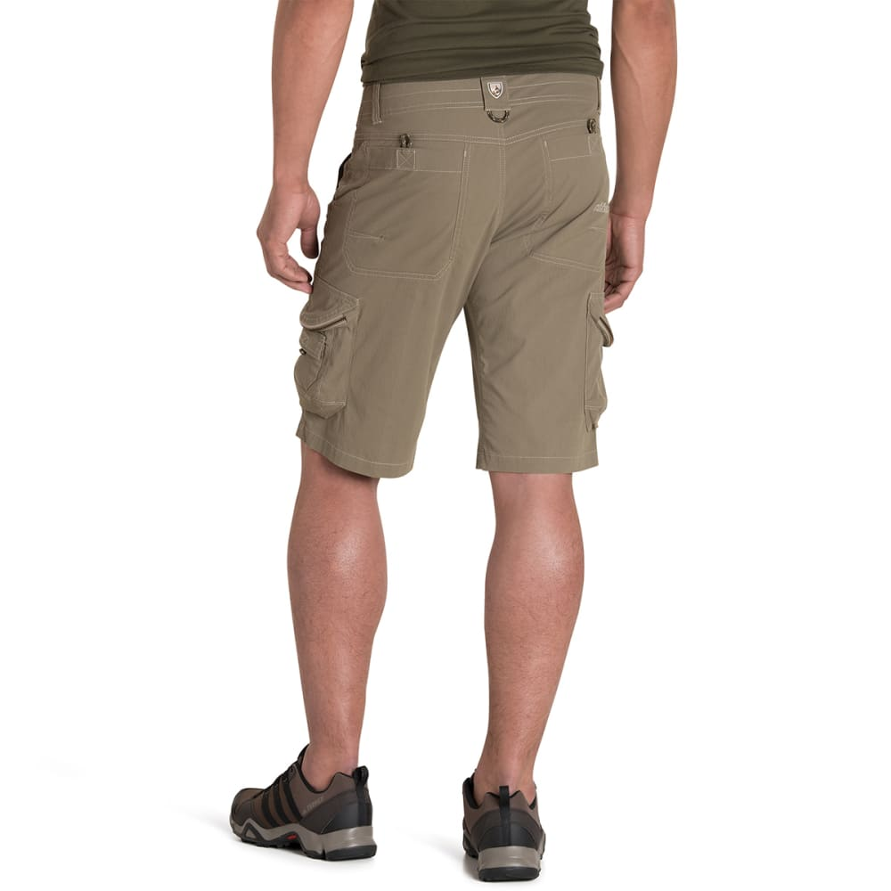 KUHL Men's Ambush Cargo Shorts - KHAKI