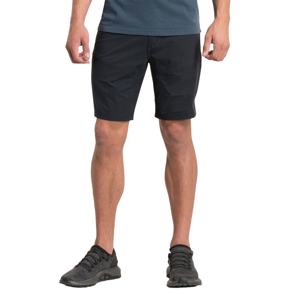 KUHL Men's Silencr 10 in. Kargo Shorts - RAVEN