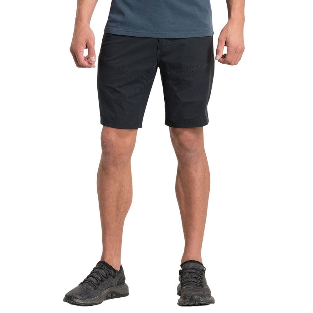 KUHL Men's Silencr 10€ Kargo Shorts - RAVEN