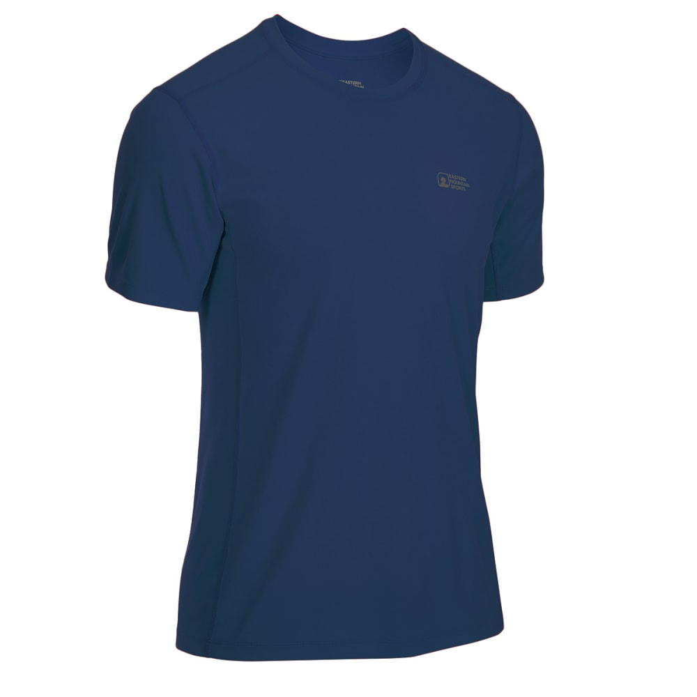 EMS Men's Techwick Epic Active UPF Short-Sleeve Shirt S