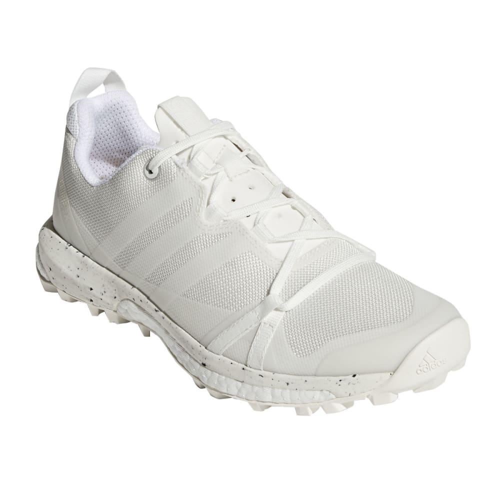ADIDAS Women's Terrex Agravic W Trail Running Shoes - WHITE