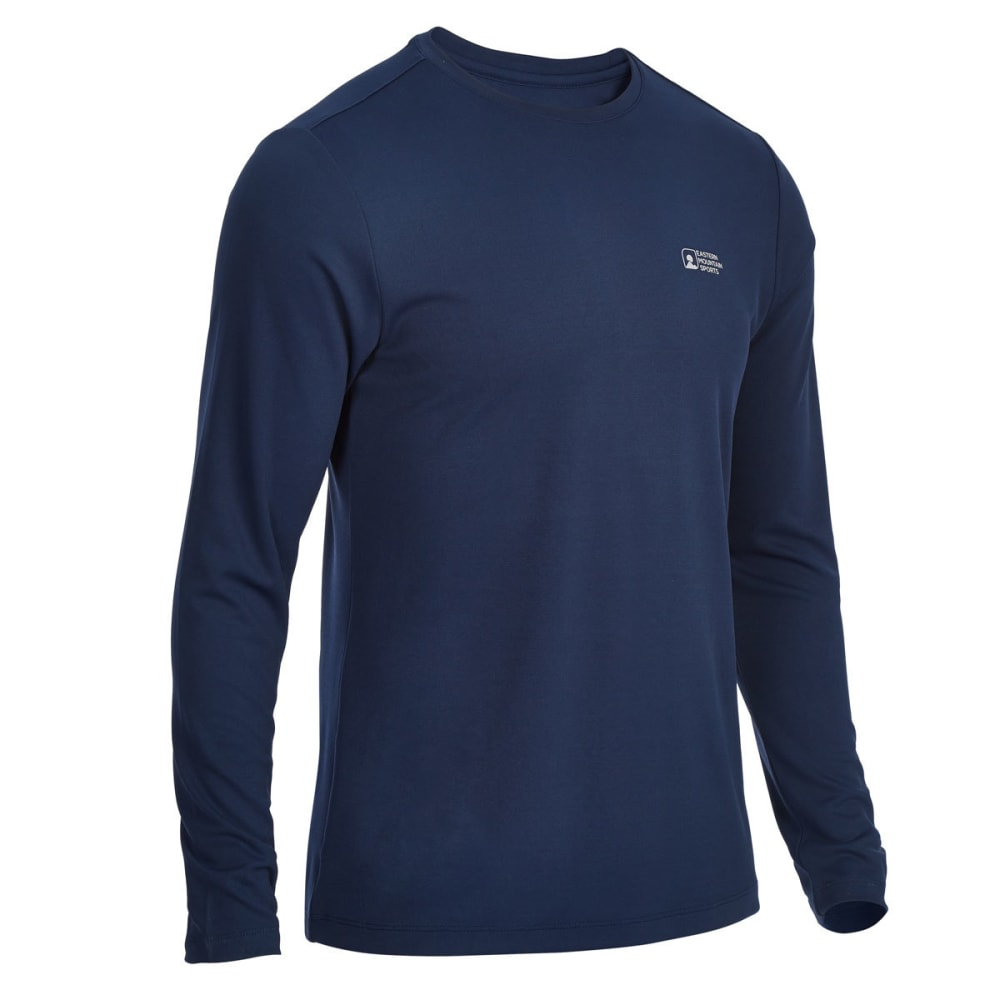 EMS Men's Epic Active Long-Sleeve Shirt - NAVY BLAZER