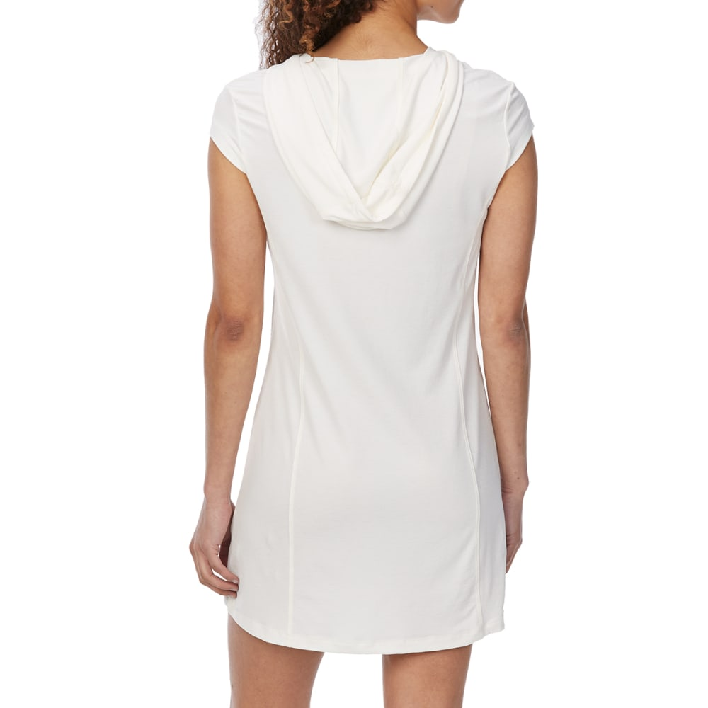 EMS Women's Techwick Hydro UPF Tunic Dress - SNOW WHITE