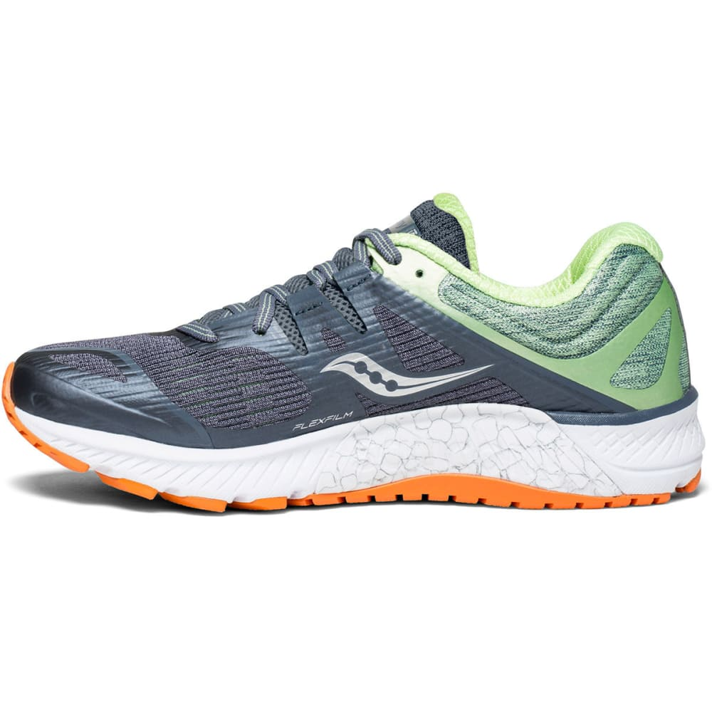 SAUCONY Women's Guide ISO Running Shoes - GREY