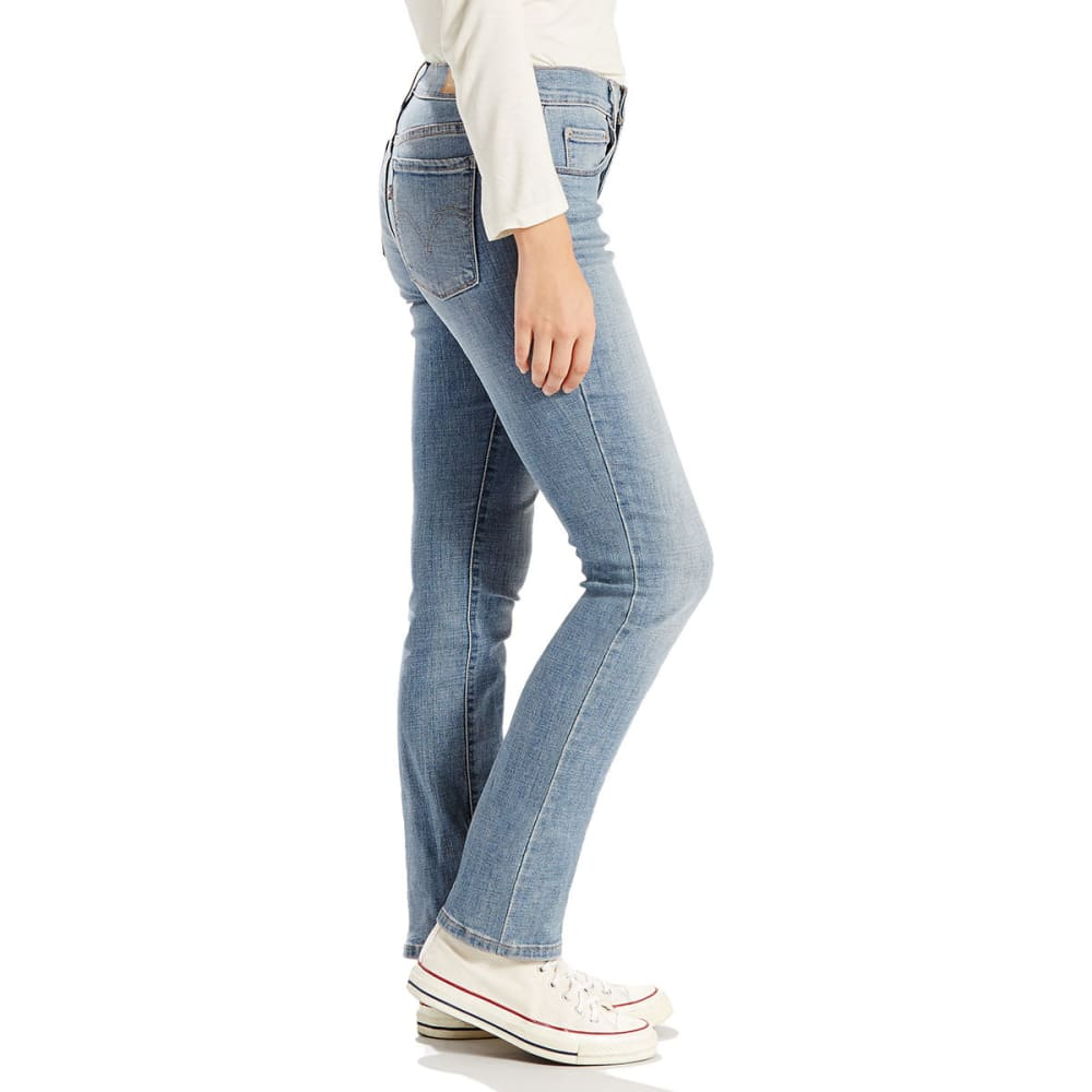 e02d972ba9f LEVI'S Women's 505 Straight Leg Jeans - Eastern Mountain Sports