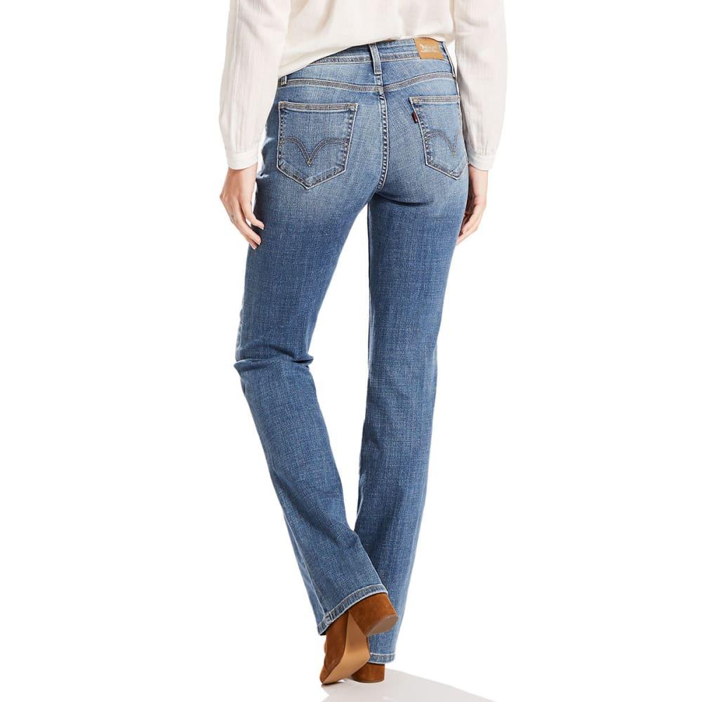 Levis petite curvy bootcut jeans 3