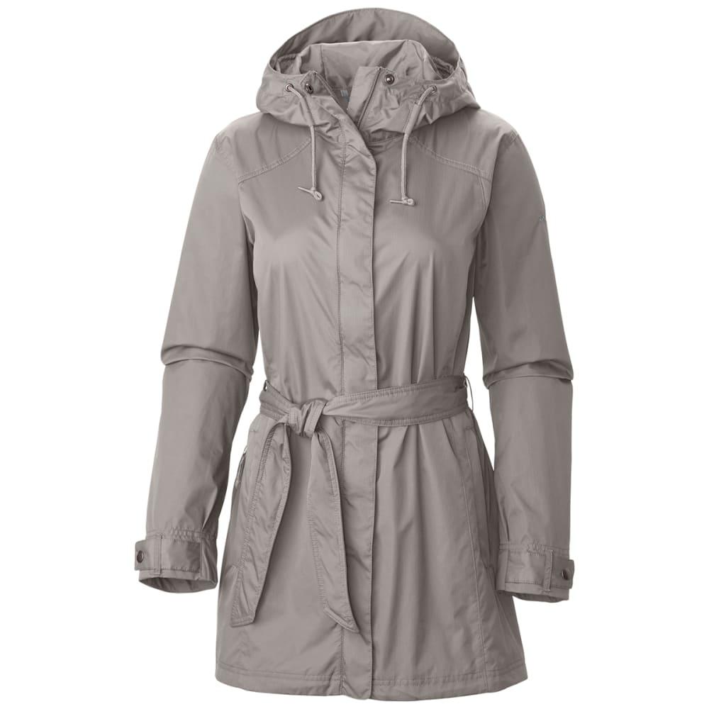 COLUMBIA Women's Pardon My Trench Rain Jacket S
