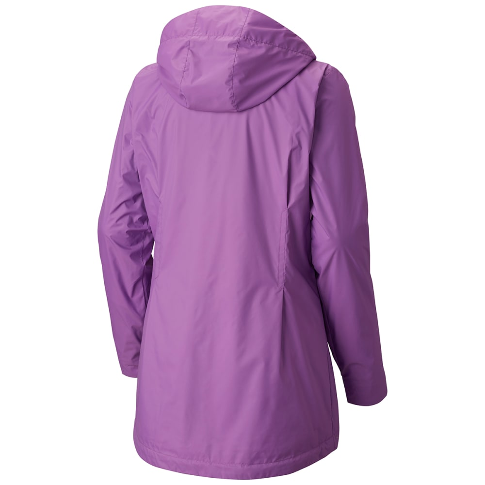 COLUMBIA Women's Switchback™ Lined Long Jacket - 523-CROWN JEWEL