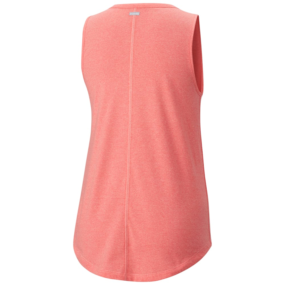 COLUMBIA Women's Willow Beach Tank Top - 818-SORBET TWISTED Y